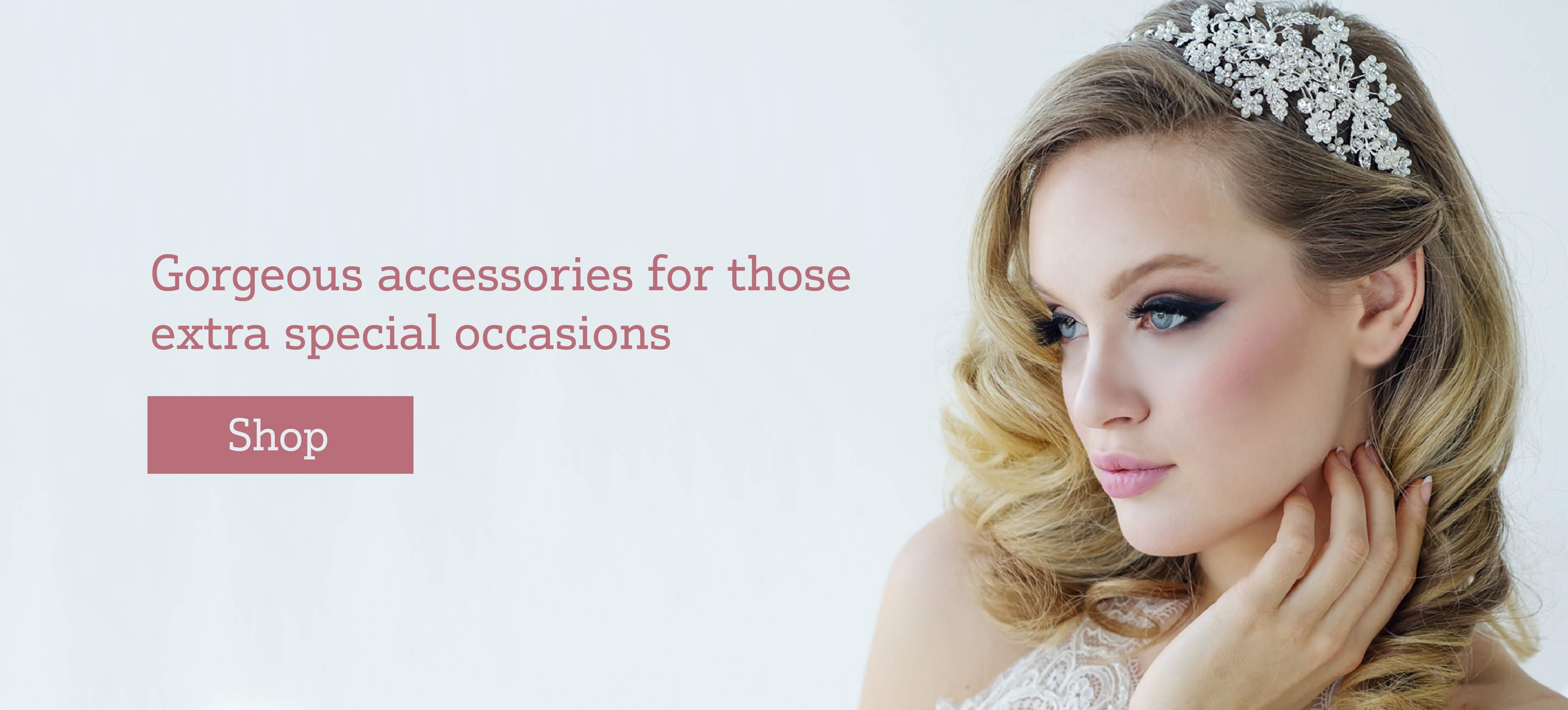 Bridal Knot - shop wedding accessories now
