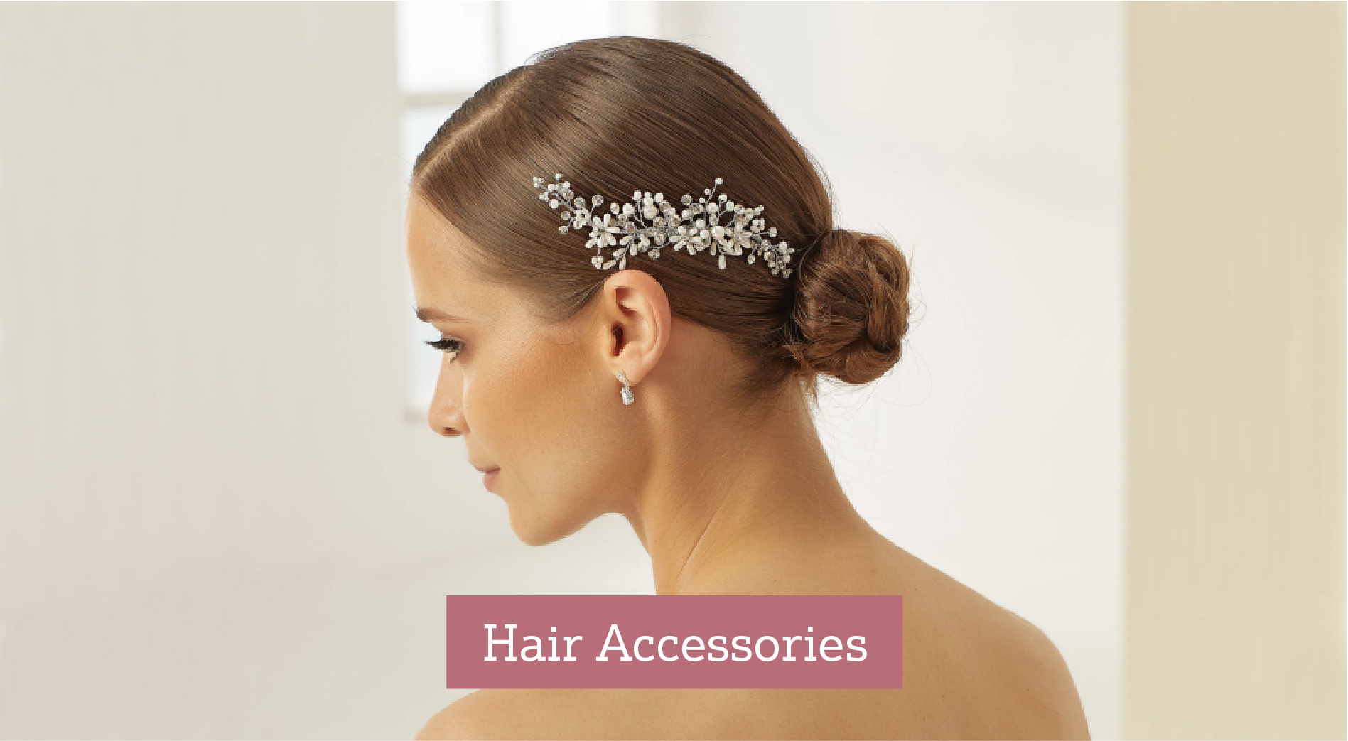 Shop wedding hair accessories